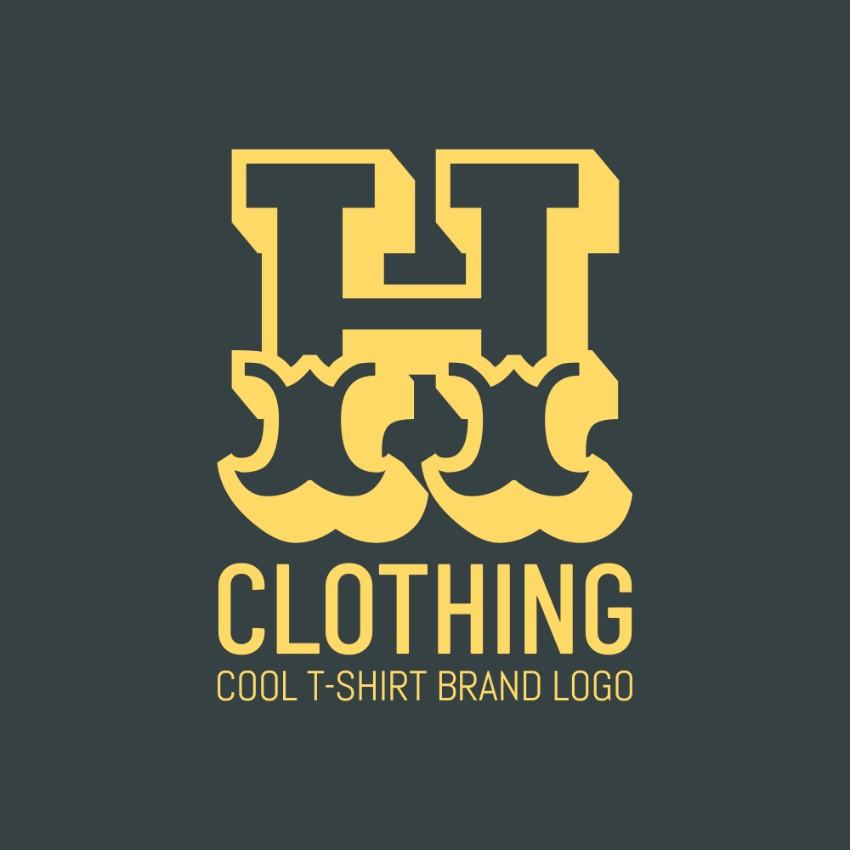 Cool T Shirt Brand Logo