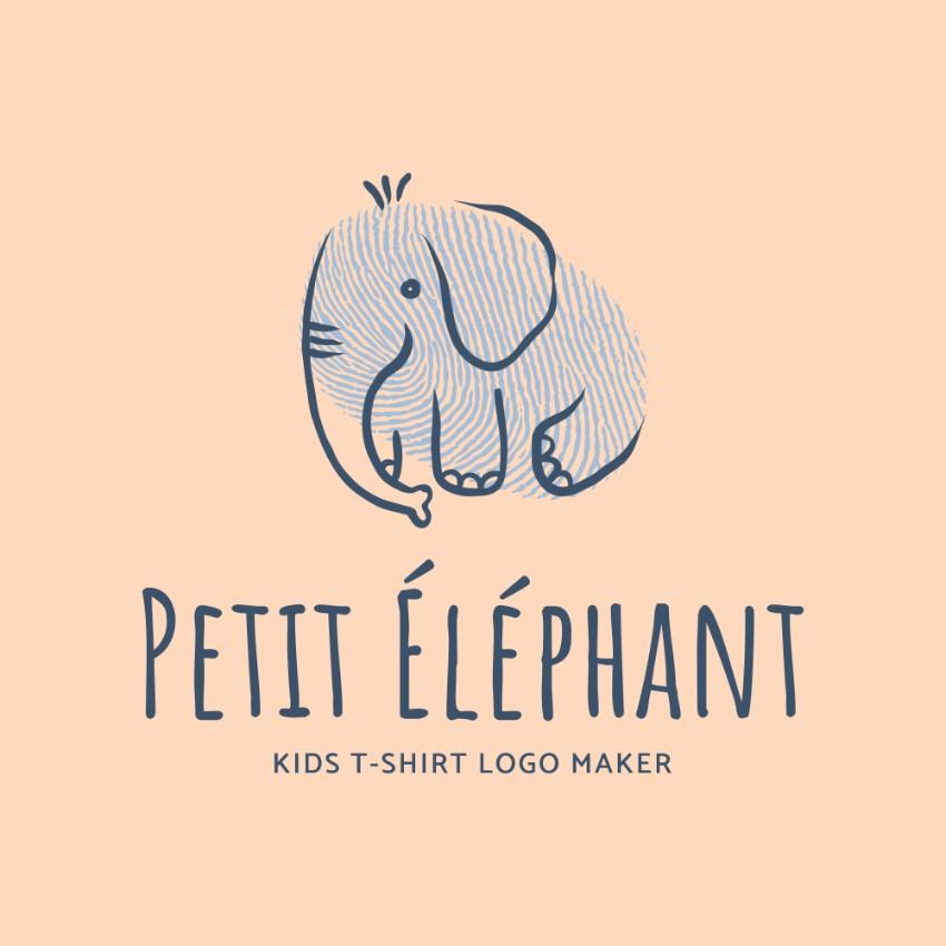 Clothing Logo Maker for Kids Brands