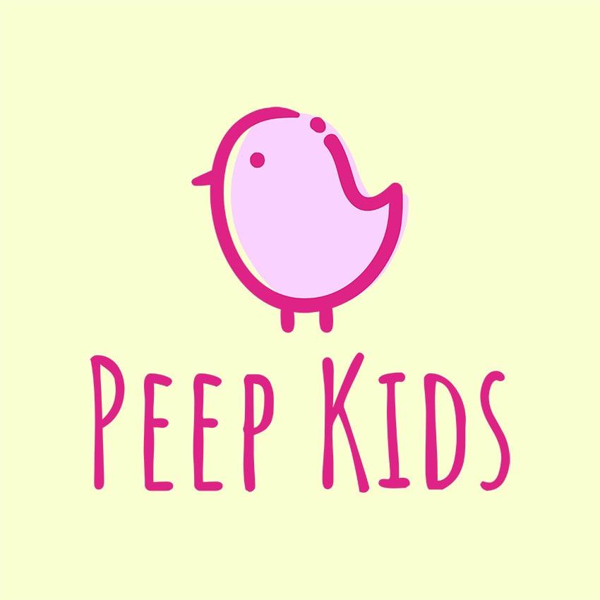 Peep Kids logo