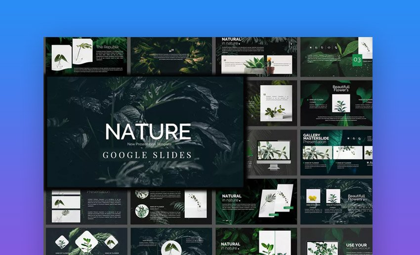 Nature G Slides