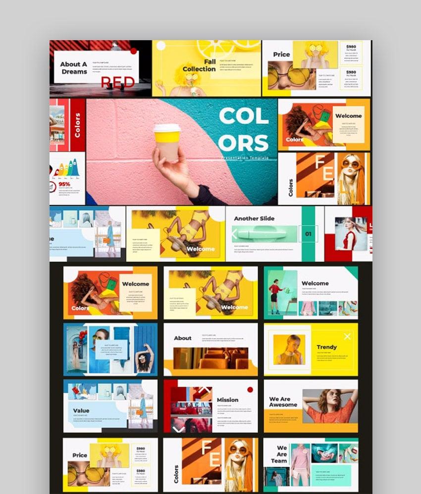 GraphicRiver Colors