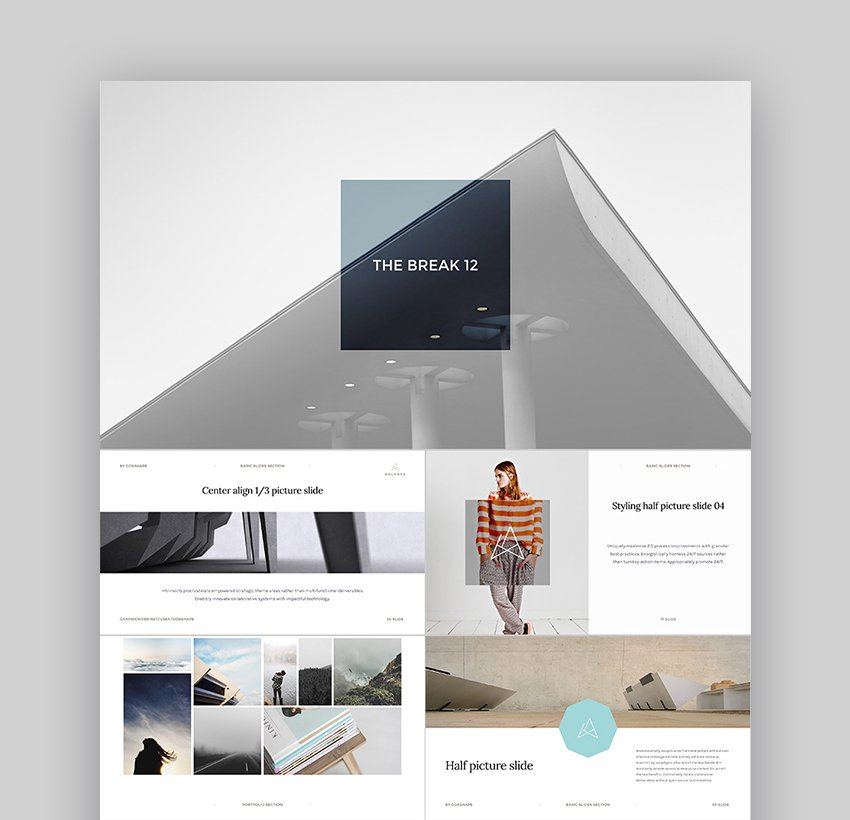 PowerPoint Layouts that are Simple