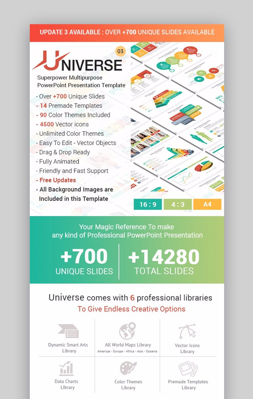 Infographic Template PowerPoint