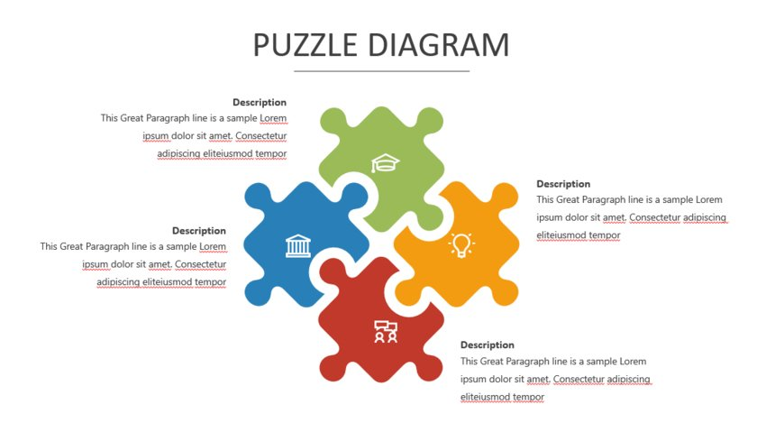 PowerPoint Puzzle Pieces