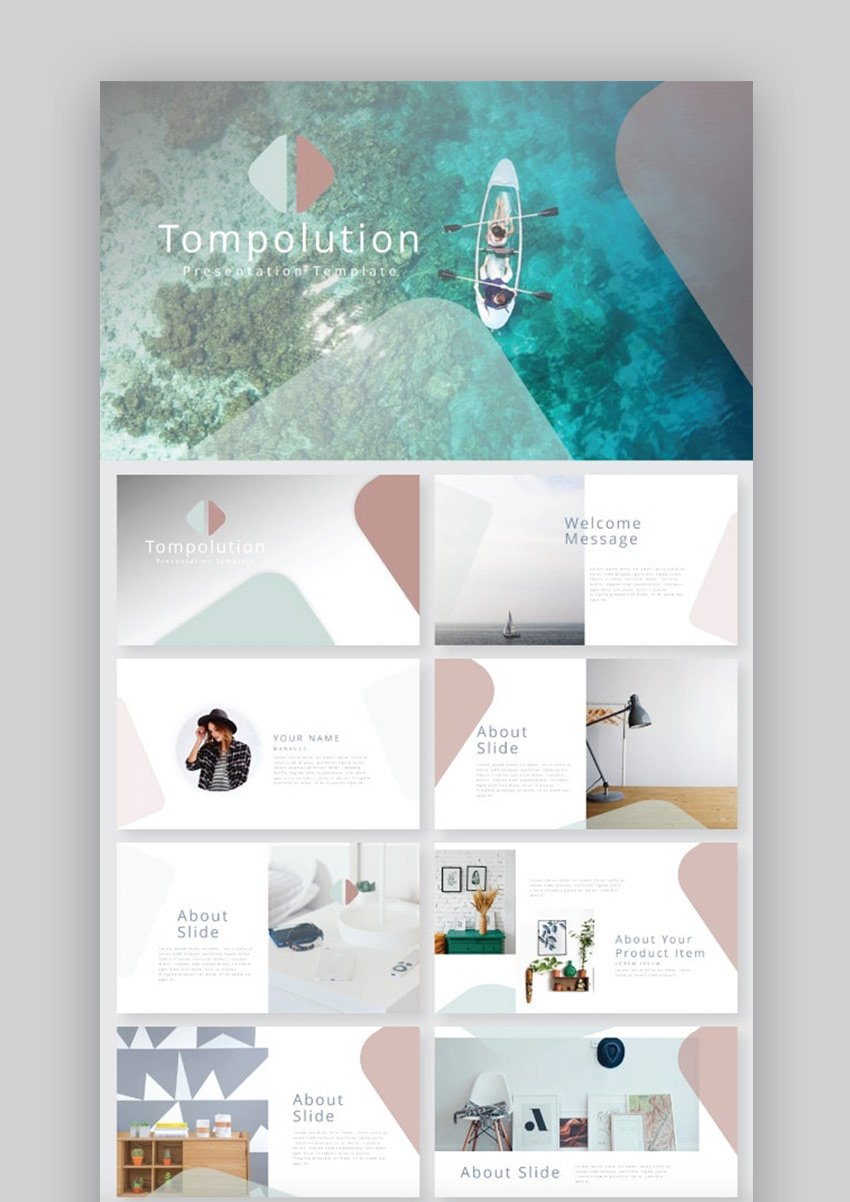 Tompo PPT Template