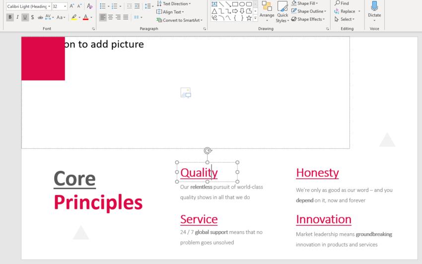 Customize text boxes creative ppt presentation