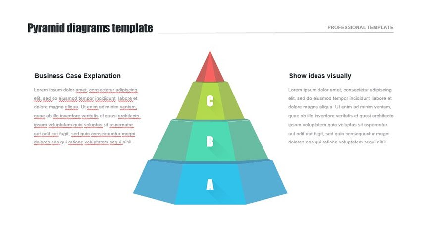 PowerPoint Pyramid Templates