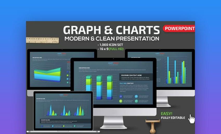 PowerPoint Chart Templates