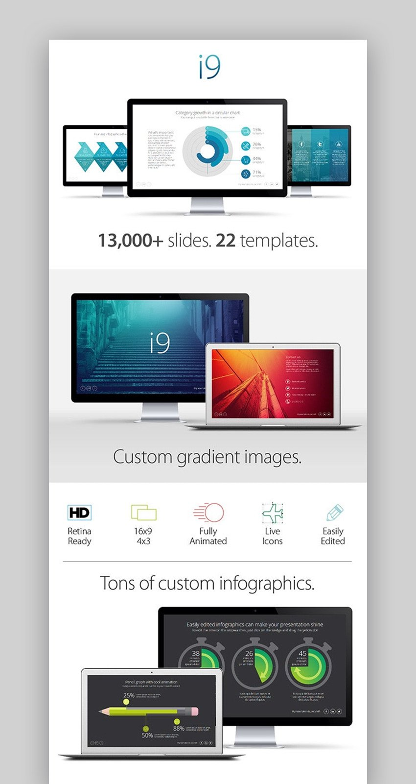 Best PPT Presentation i9 Template