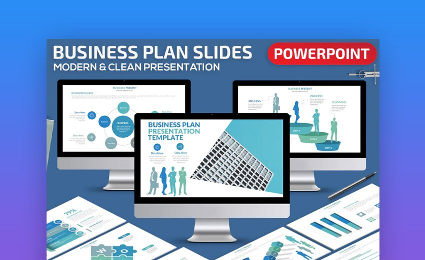 Business Plan PPT Presentation