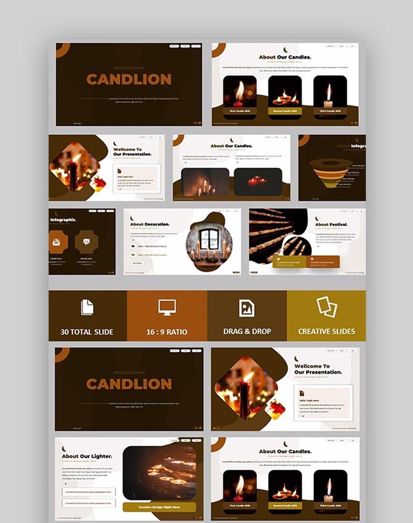 Candlion Creative Presentation
