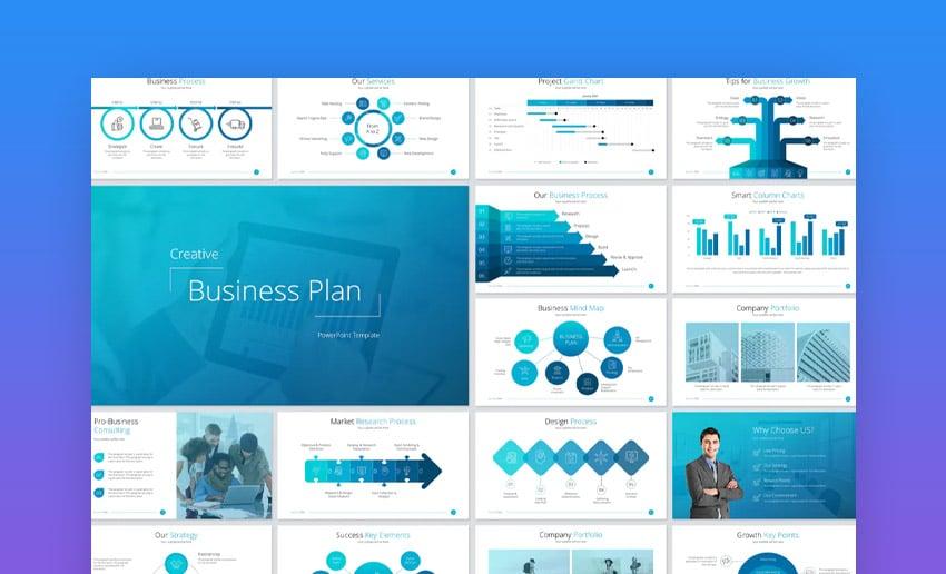 Startup business model plan