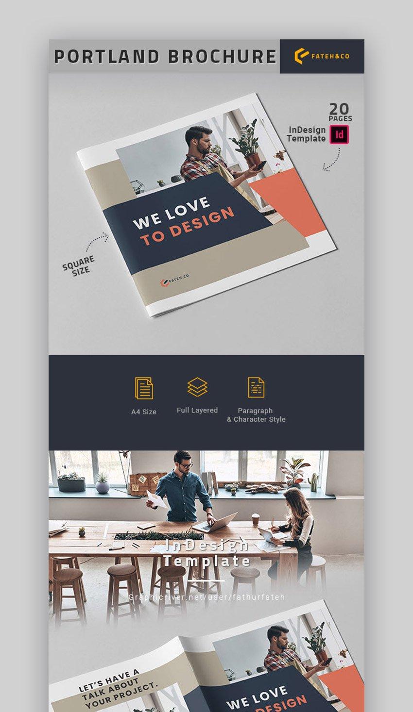 Portland product brochure