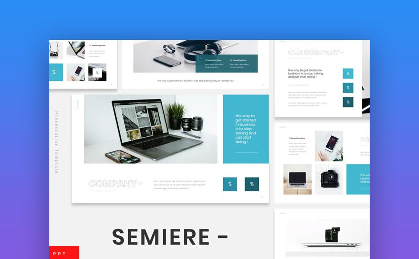 Samiere Technology presentation