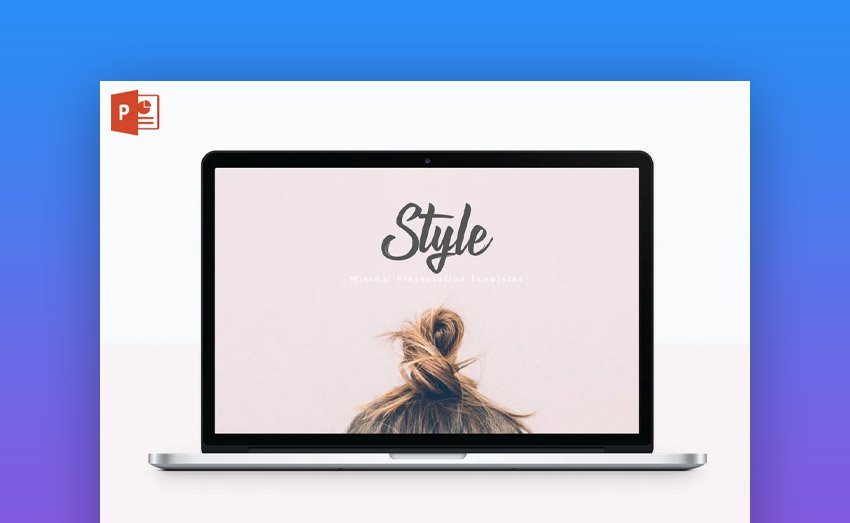 Style best Presentation design