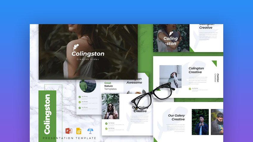 Colington Creative PowerPoint