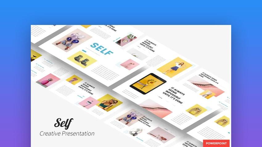 Self Creative Presentation
