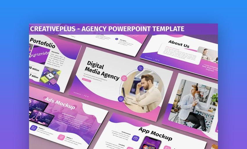 Creativeplus PowerPoint outline presentation