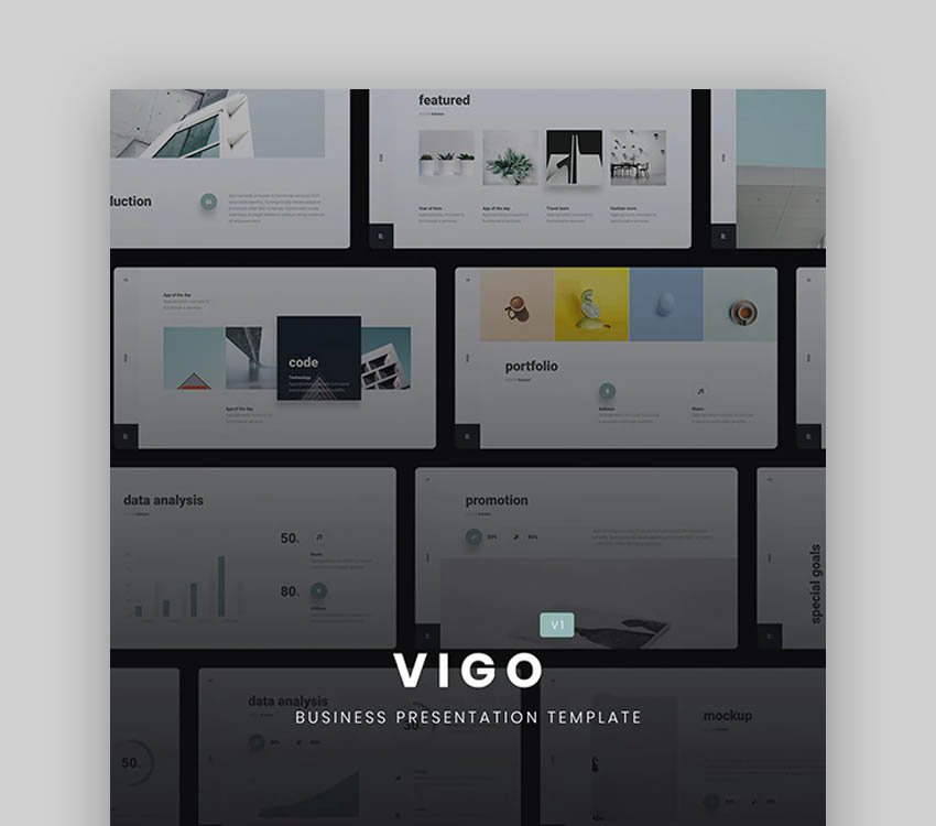 Vigo Keynote-Folien