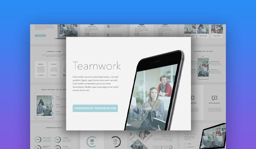 Teamwork Webinar PowerPoint