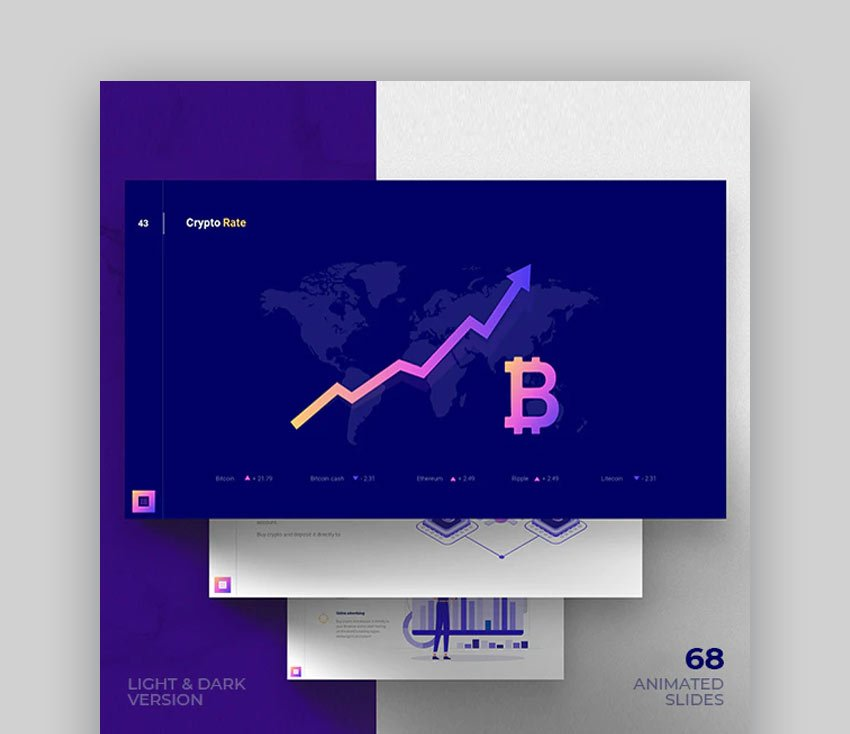 Crypto - Infografias Animadas