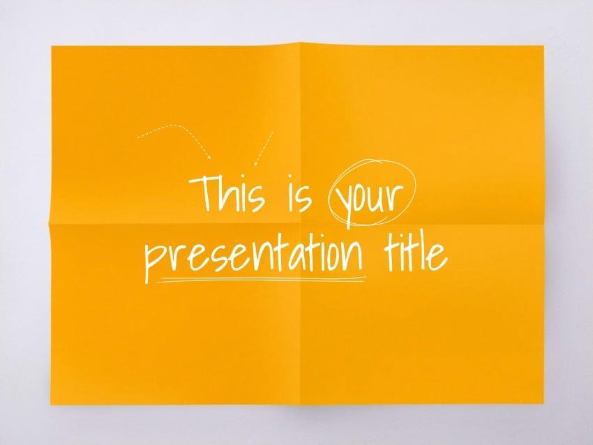 Trinculo fun Slide templates