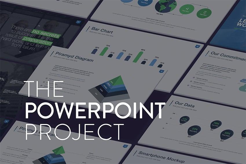 Elements change management presentation ideas