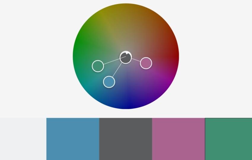 Colors PowerPoint color schemes templates