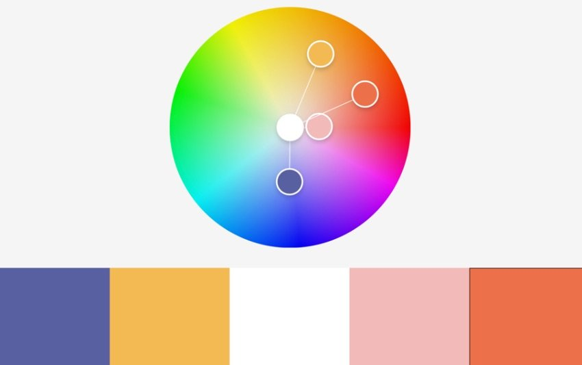 Colors PowerPoint templates bright colors