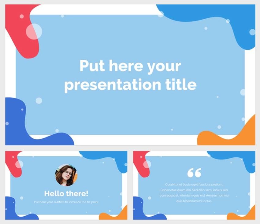 Punaca best presentation colors