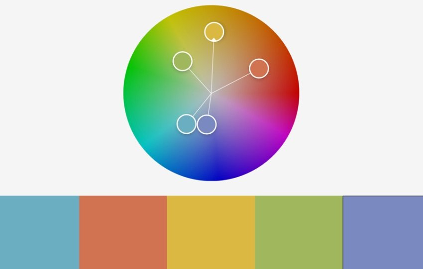Colors Rainbow PowerPoint background templates