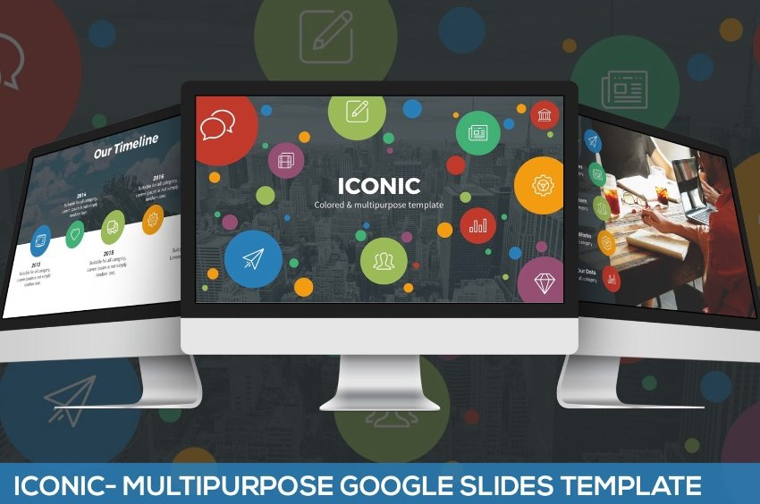 Icons what is a Google Slide