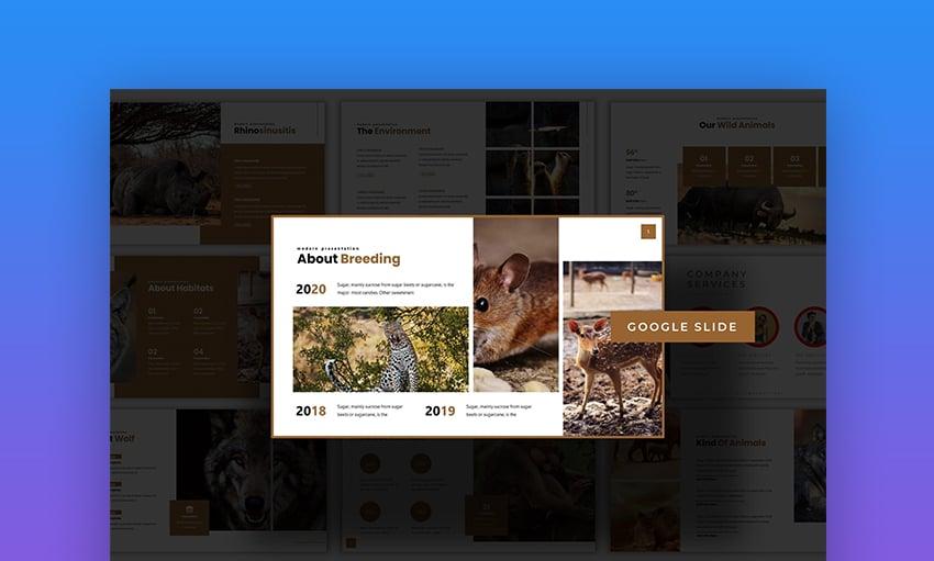 Animal themes download