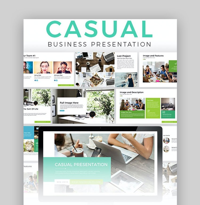 Business cool PowerPoint ideas