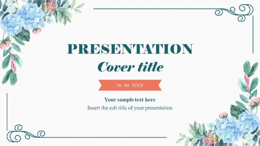 How to make a funeral slideshow on PowerPoint