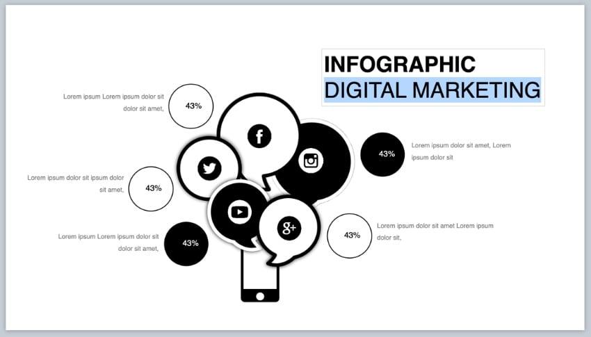 Infographic Apple deck