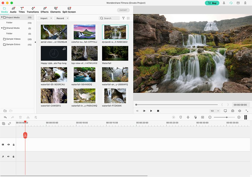 How to edit video with Filmora library
