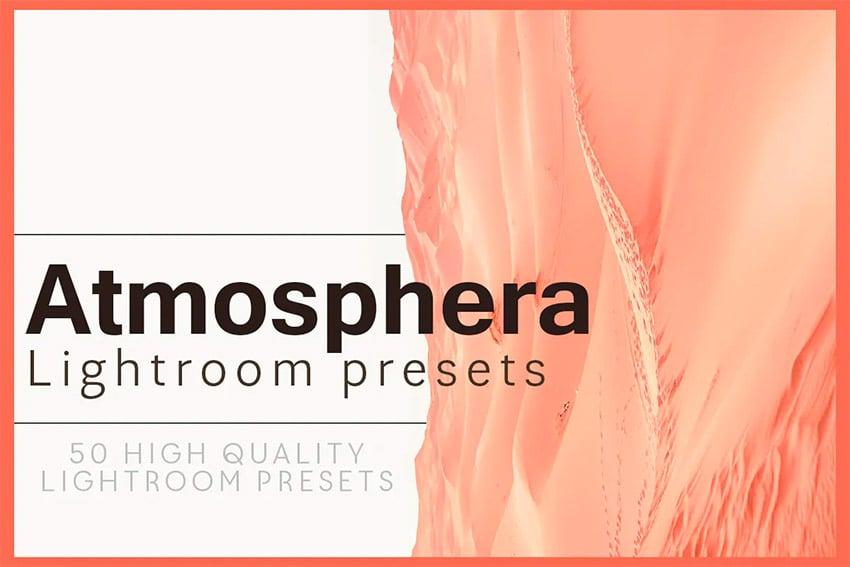 Atmosphera Lightroom preset