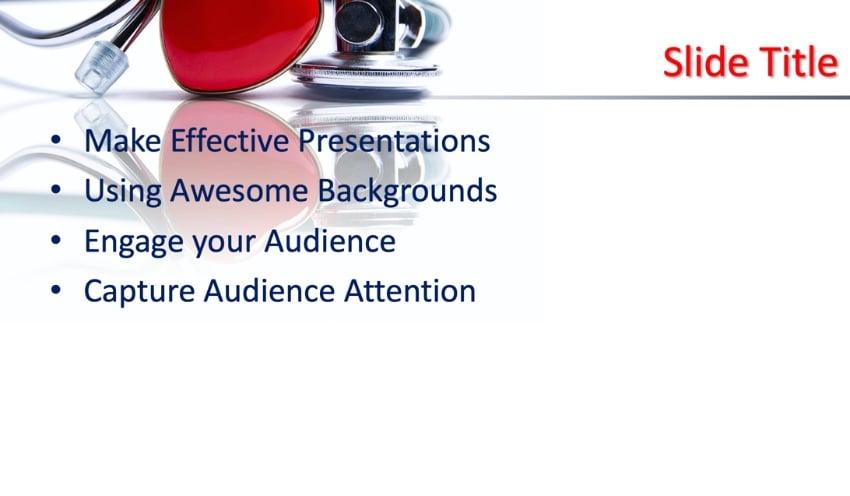 Amazing love PowerPoint slides