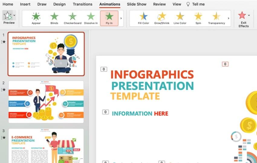 Interaktive PowerPoint