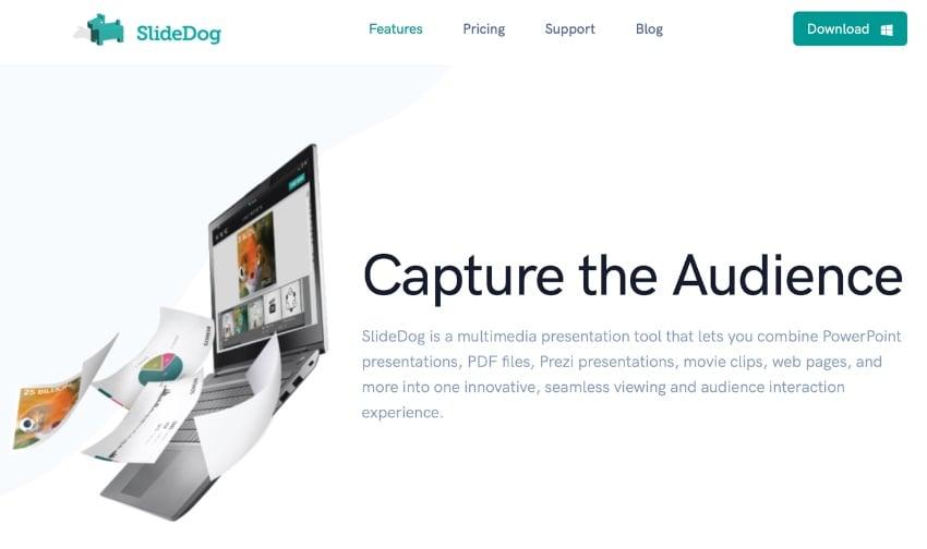 Slidedog better than PowerPoint