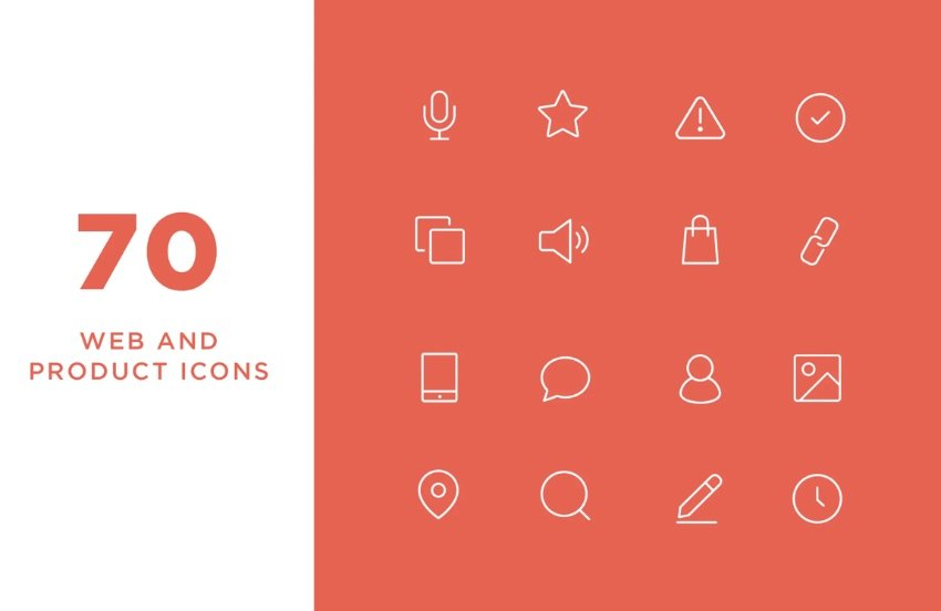 Microsoft PowerPoint icons PPT