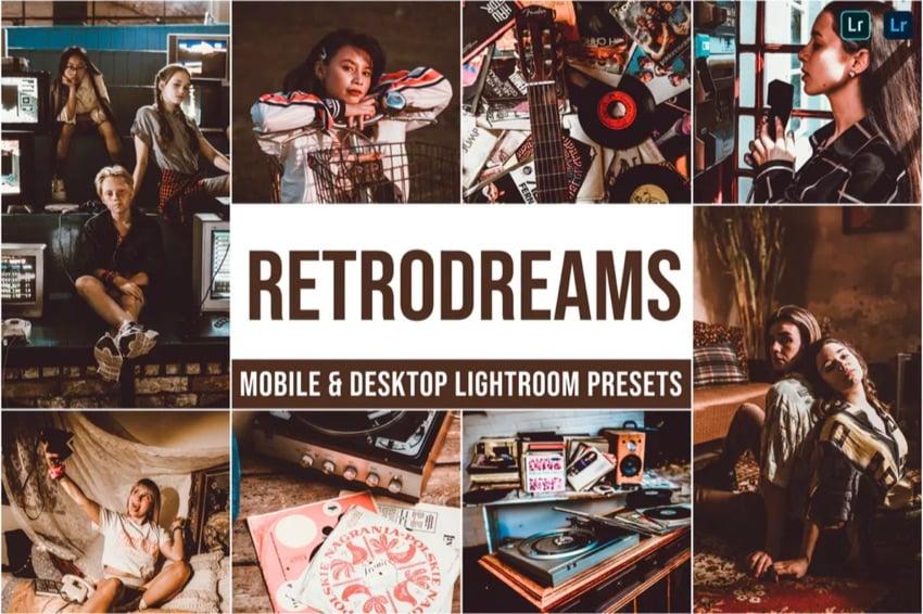 Retrodreams Lightroom preset
