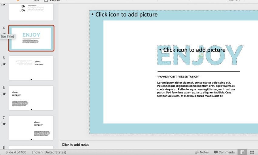 Choose slides effective presentation skills PPT