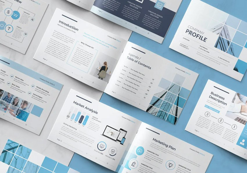 Intro flow chart template Word