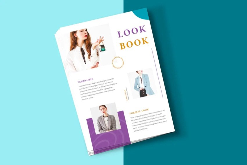 Flyer InDesign to Word