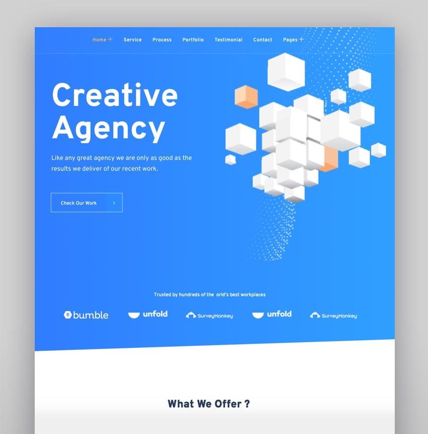 Aemal - Startup Business Theme