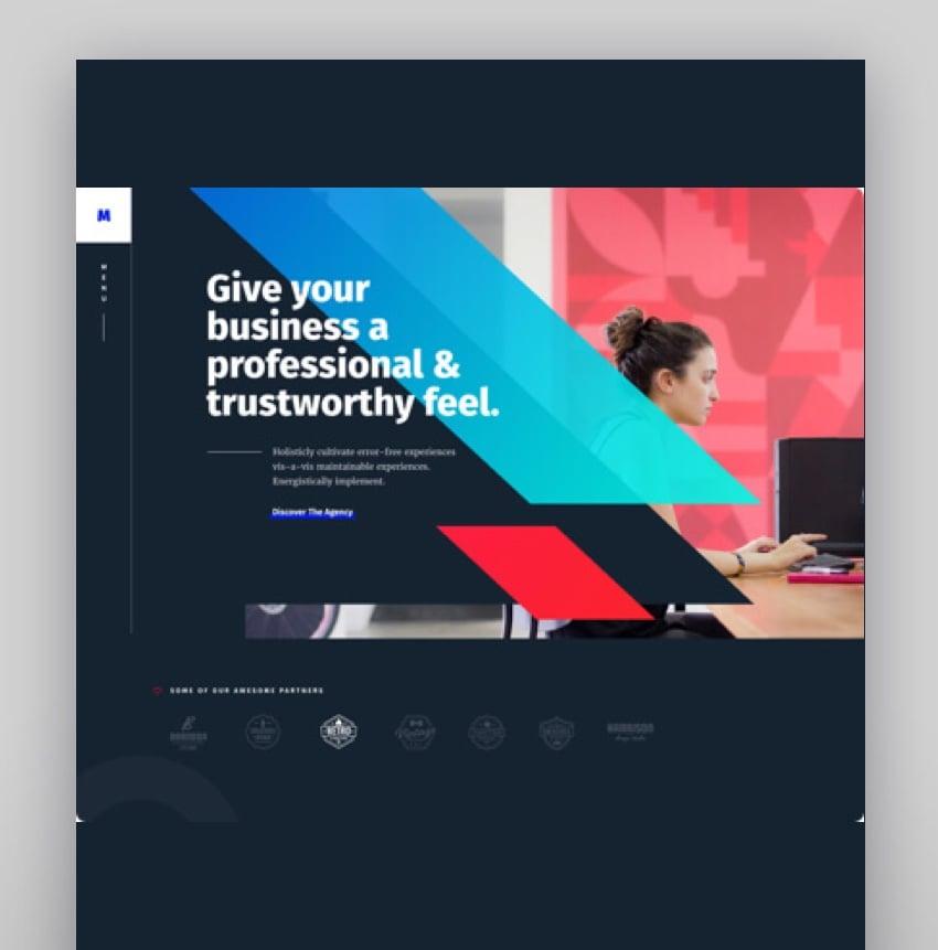 Maacuni - Multipurpose Creative Portfolio WordPress Theme
