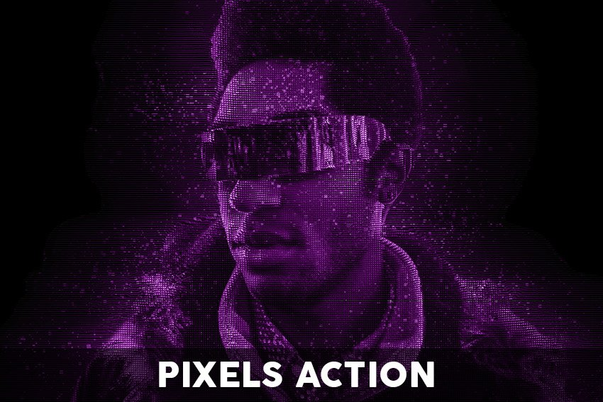 Pixels Link