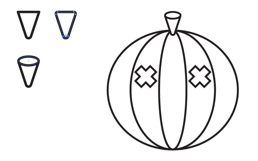 Adding a Tail to the Pumpkin